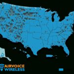 Airvoice Wireless Affordable Prepaid Cell Phones Carrier   Florida Cell Phone Coverage Map