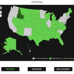 Alien Gear Holsters   Florida Ccw Reciprocity Map
