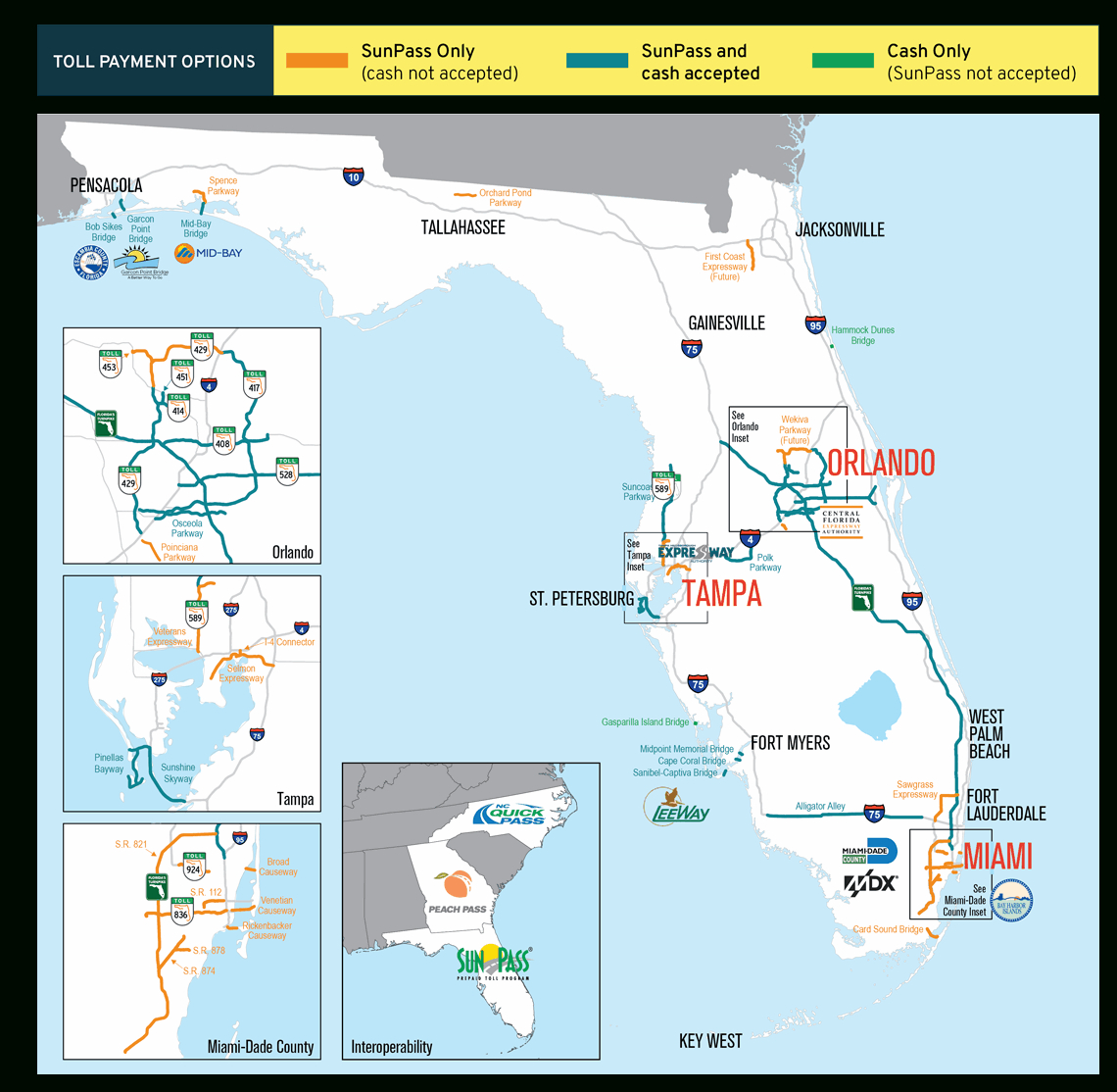 Alligators In Florida Map - Alligators In Florida Map