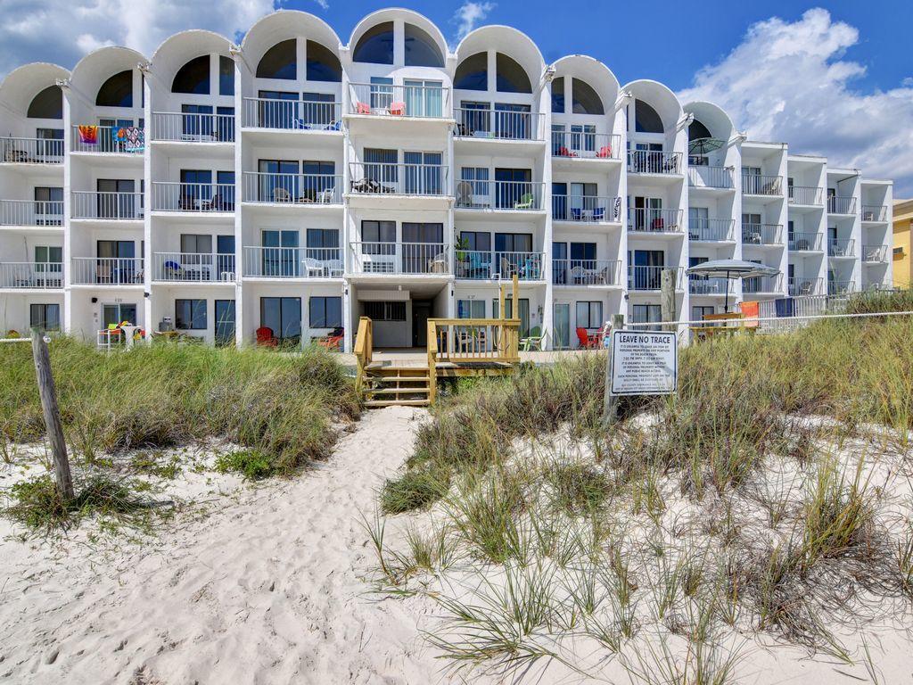 Ambassador 309 Condo, Panama City Beach, Fl - Booking - Map Of Panama City Beach Florida Condos