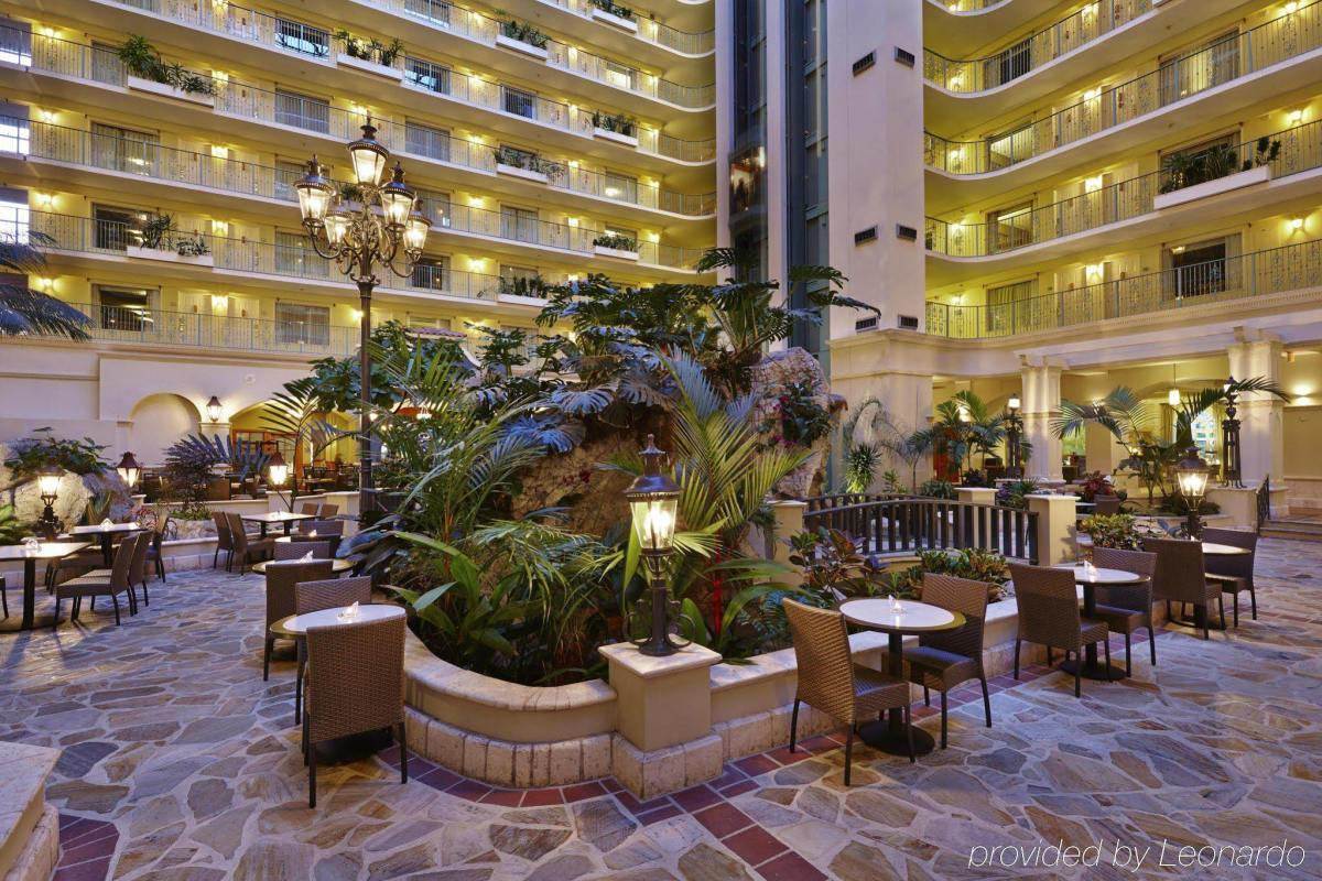 Amoma - Embassy Suites Fort Lauderdale,fort Lauderdale, Usa - Embassy Suites In Florida Map
