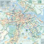 Amsterdam Maps   Top Tourist Attractions   Free, Printable City   Amsterdam Tram Map Printable