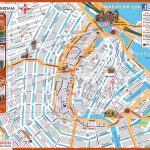 Amsterdam Maps   Top Tourist Attractions   Free, Printable City   Printable Walking Map Of New Orleans