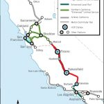 Amtrak California Route Map   Klipy   Amtrak California Map Stations