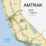 Amtrak Route Map Southern California   Klipy   Amtrak California Map Stations