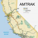 Amtrak Route Map Southern Map Of California Springs Amtrak Map   Amtrak Map Southern California