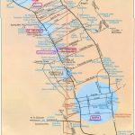 Amtrak Southern California Map New Printable Napa Wine Map   Amtrak Map Southern California