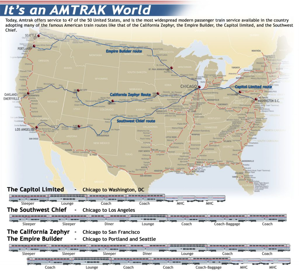 Amtrakmap Maps With Zone Of Amtrak California Zephyr Route Map X - California Zephyr Route Map