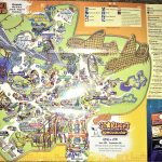 Amusement Parks California Map Best Of Kings Dominion Historical   Amusement Parks California Map