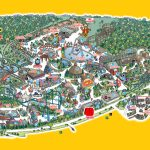 Amusement Parks California Map New Us Theme Park Map   Ettcarworld   Amusement Parks California Map