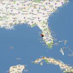 Anna Maria Island Maps   Google Maps St Pete Beach Florida