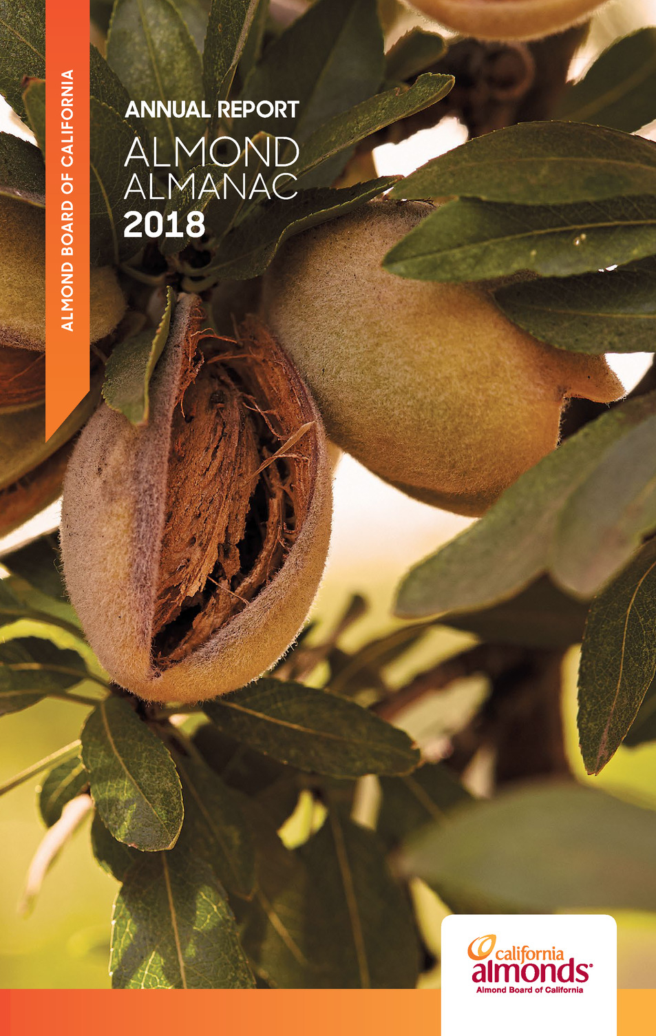 Annual Reports And Factsheets | California Almonds - Your Favorite - California Almond Production Map