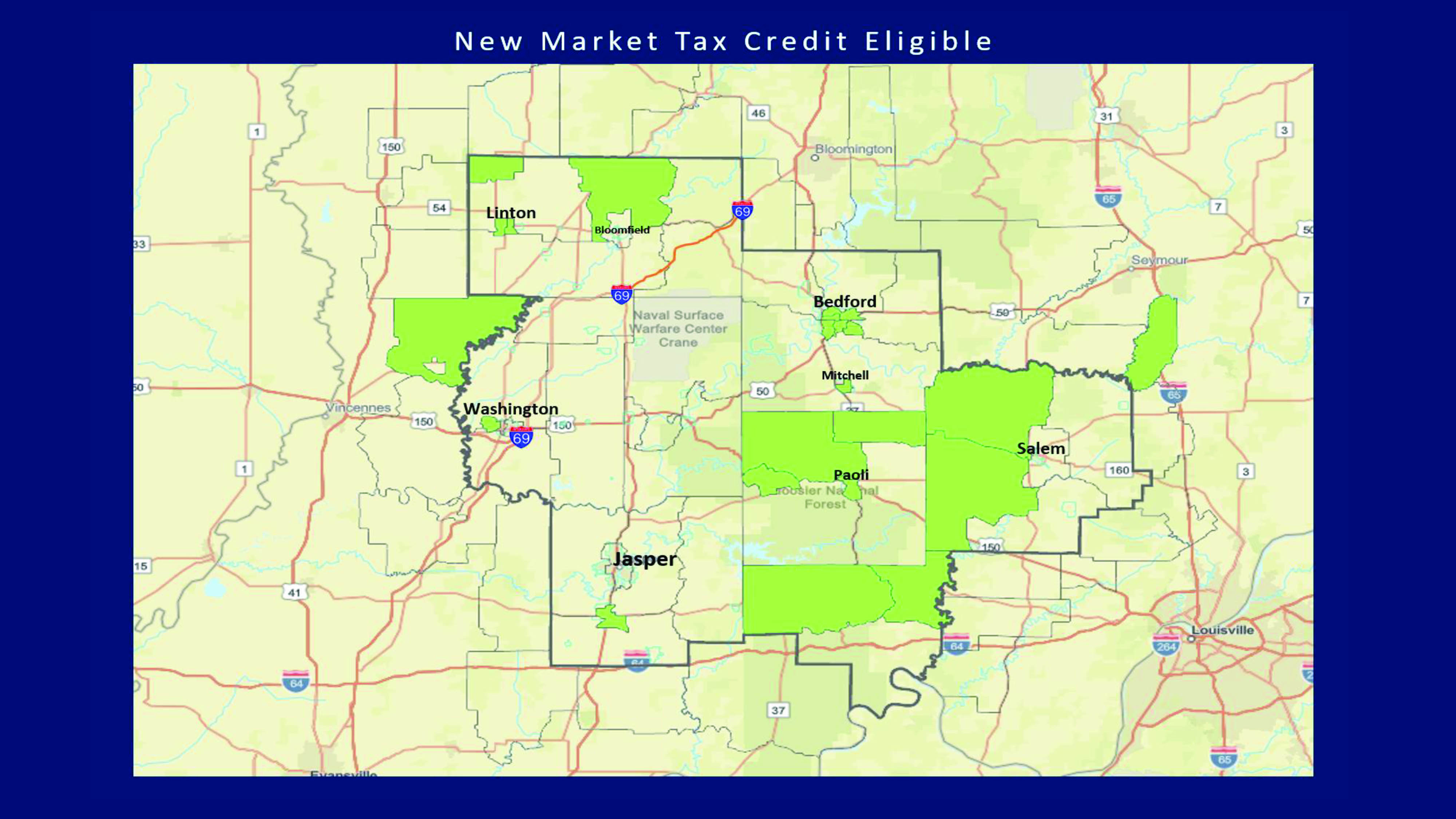 Area Maps – Radius Indiana - Printable Radius Map