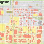 Arlington (Texas) Downtown Map – Arlington Texas Map