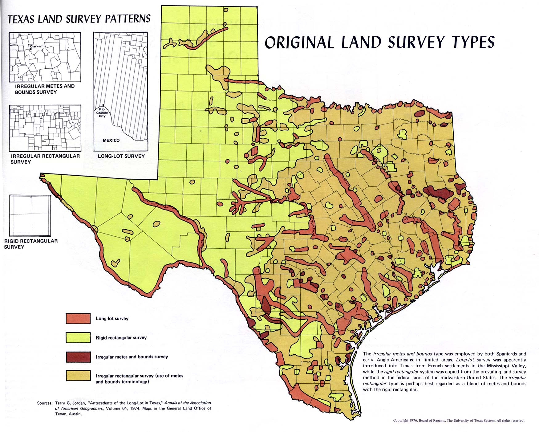 Atlas Of Texas - Perry-Castañeda Map Collection - Ut Library Online - Texas Public Land Map