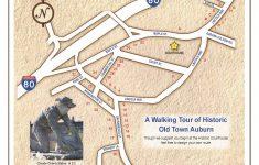 Auburn, Ca – Auburn California Map