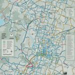 Austin, Texas Bicycle Map   Avenza Systems Inc.   Avenza Maps   Austin Texas Bicycle Map