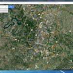 Austin Texas Map   Google Maps Satellite Texas