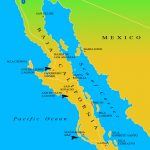 Baja Ecotours | Maps Of Baja California   Map Of Baja California Mexico