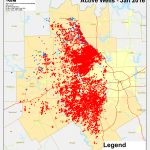 Barnett Shale Maps And Charts   Tceq   Www.tceq.texas.gov   Map Of Drilling Rigs In Texas