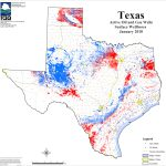 Barnett Shale Maps And Charts   Tceq   Www.tceq.texas.gov   Texas Oil And Gas Well Map