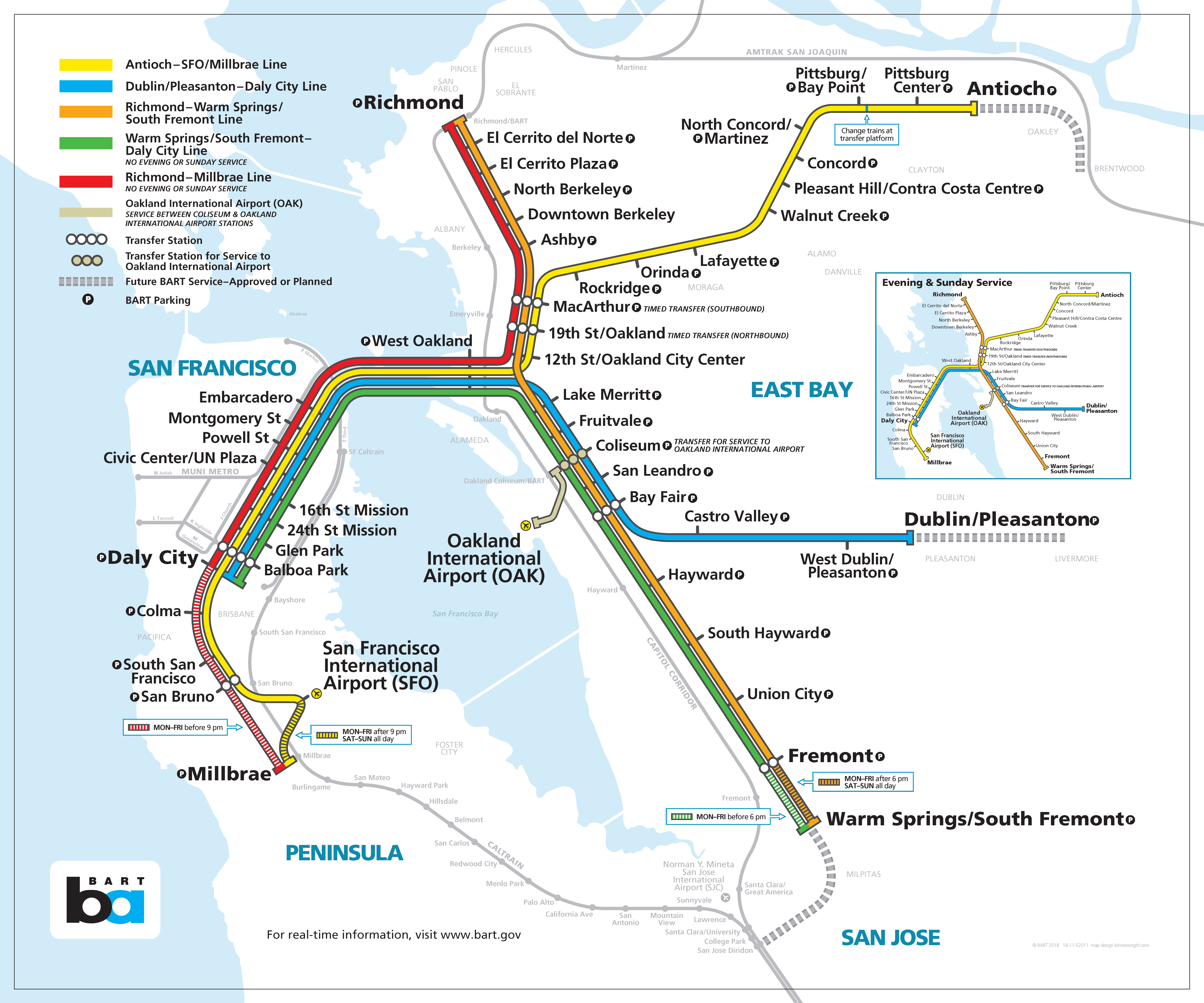 Bart To Antioch: East Contra Costa Bart Extension | Bart.gov - Pittsburg California Map
