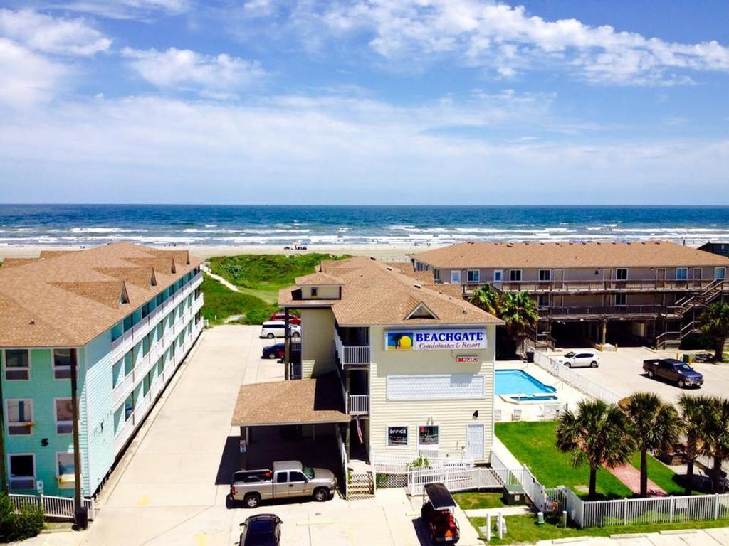 Beachgate Building 1, Port Aransas – Updated 2019 Prices - Map Of Hotels In Port Aransas Texas