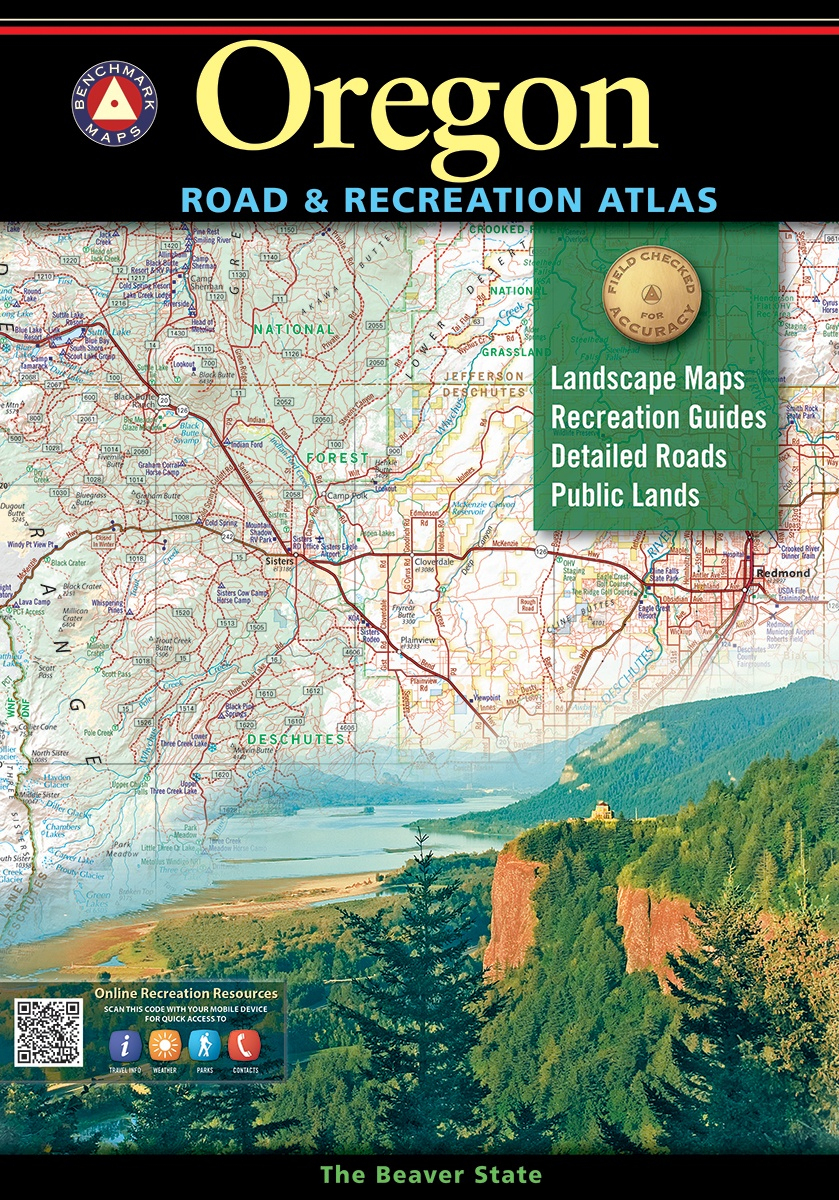 Benchmark Maps — Recreation Atlases & Maps Of The American West - Benchmark Maps California