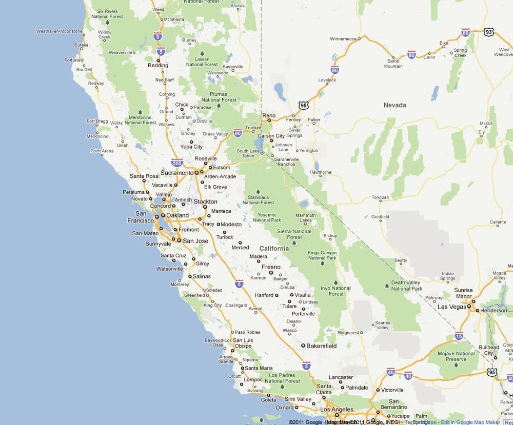 Berkeley California Google Maps - Klipy - Berkeley California Google Maps