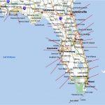 Best East Coast Florida Beaches New Map Florida West Coast Florida   Gulf Coast Cities In Florida Map