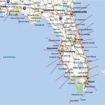 Best East Coast Florida Beaches New Map Florida West Coast Florida   Map Of East Coast Of Florida Cities