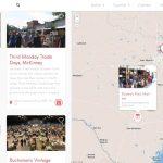 Best Flea Markets In Texas | Flea Market Insiders   Canton Texas Flea Market Map