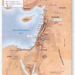 Bible Maps | Precept Austin   Printable Bible Maps