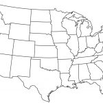 Blank Printable Map Of The Us Clipart Best Clipart Best | Centers   Printable Picture Of United States Map