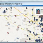 Blog From Realty Masters In Pensacola Florida   Sexual Predator Map Florida