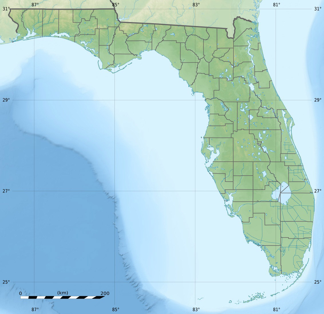 Boca Raton Airport - Wikipedia - Map Of Florida Including Boca Raton