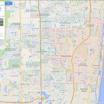 Boca Raton, Florida Map   Boca Florida Map