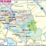 Boundary Maps And F California Road Map Where Is Morgan Hill   San Martin California Map