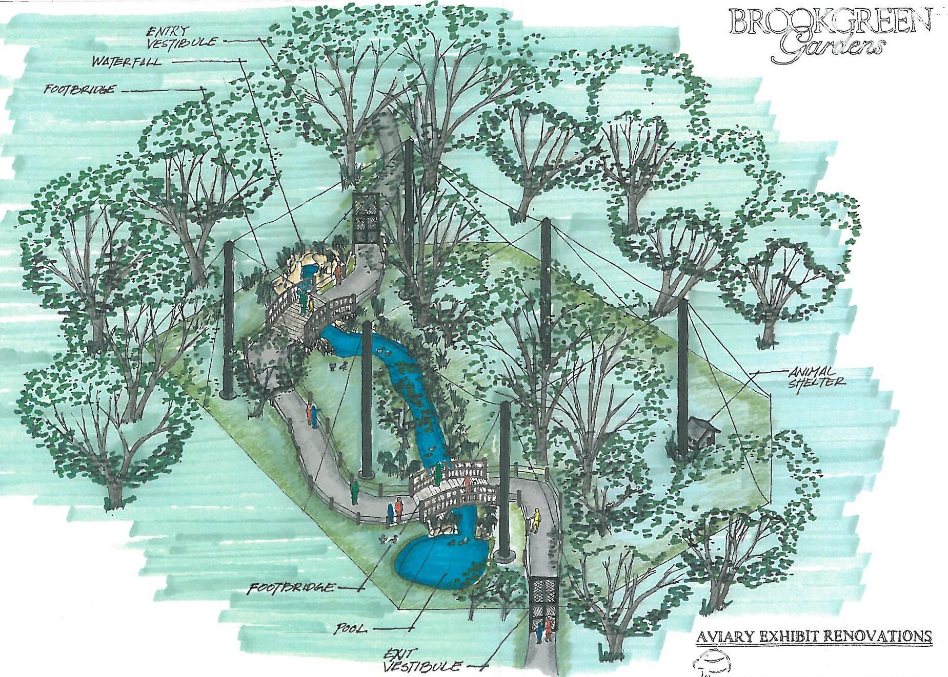 Brookgreen Gardens Printable Map | Fasci Garden - Brookgreen Gardens Printable Map