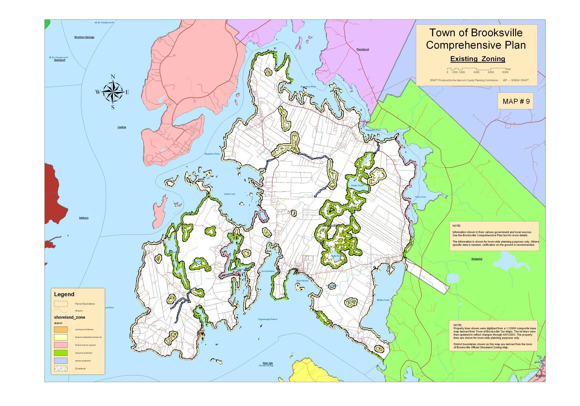 Brooksville Comprehensive Plan - Brooksville Florida Map