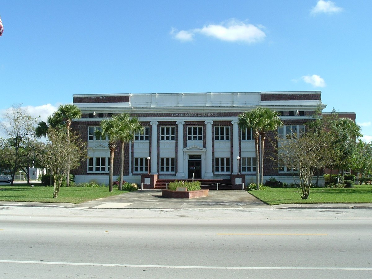 Bunnell, Florida - Wikipedia - Bunnell Florida Map