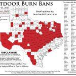 Burn Ban Map Texas | Business Ideas 2013   Burn Ban Map Of Texas