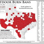 Burn Ban Map Texas | Business Ideas 2013   Texas Burn Ban Map