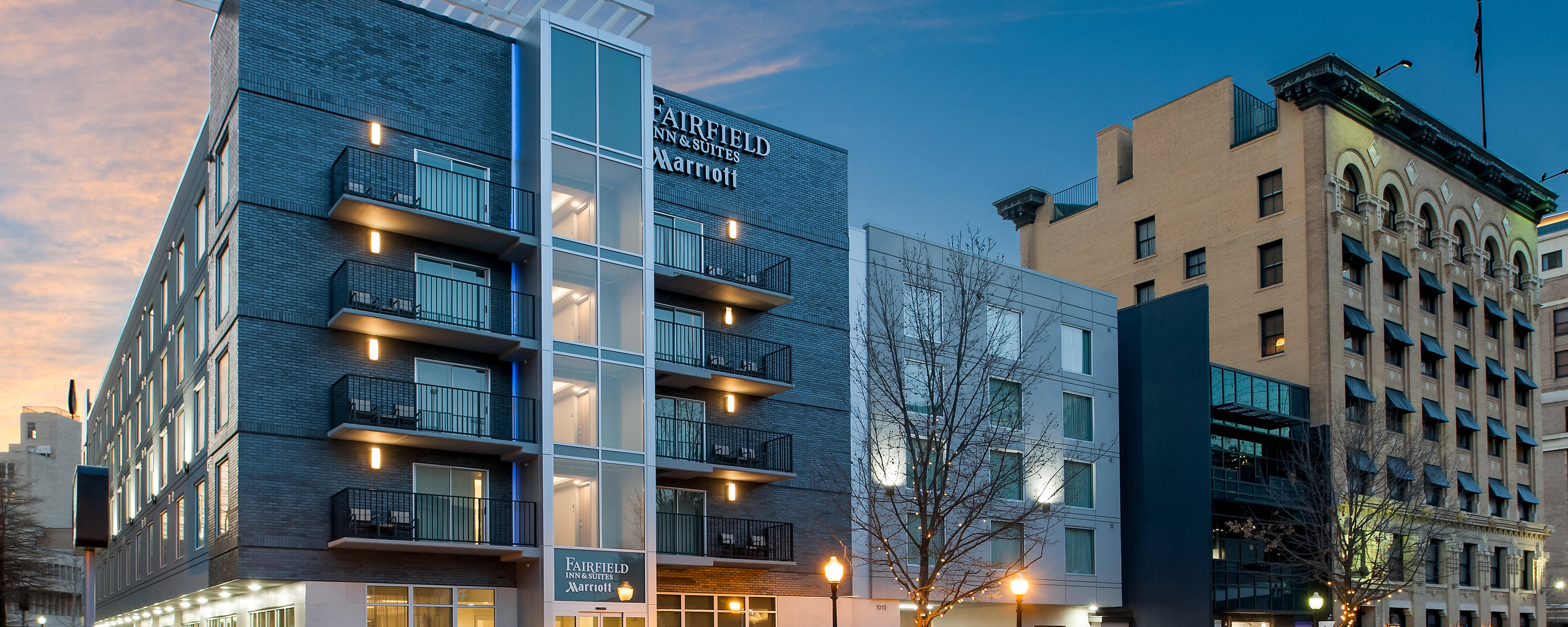 Business Hotel In Fort Worth | Fairfield Inn & Suites Fort Worth - Map Of Hotels Near Fort Worth Texas Convention Center