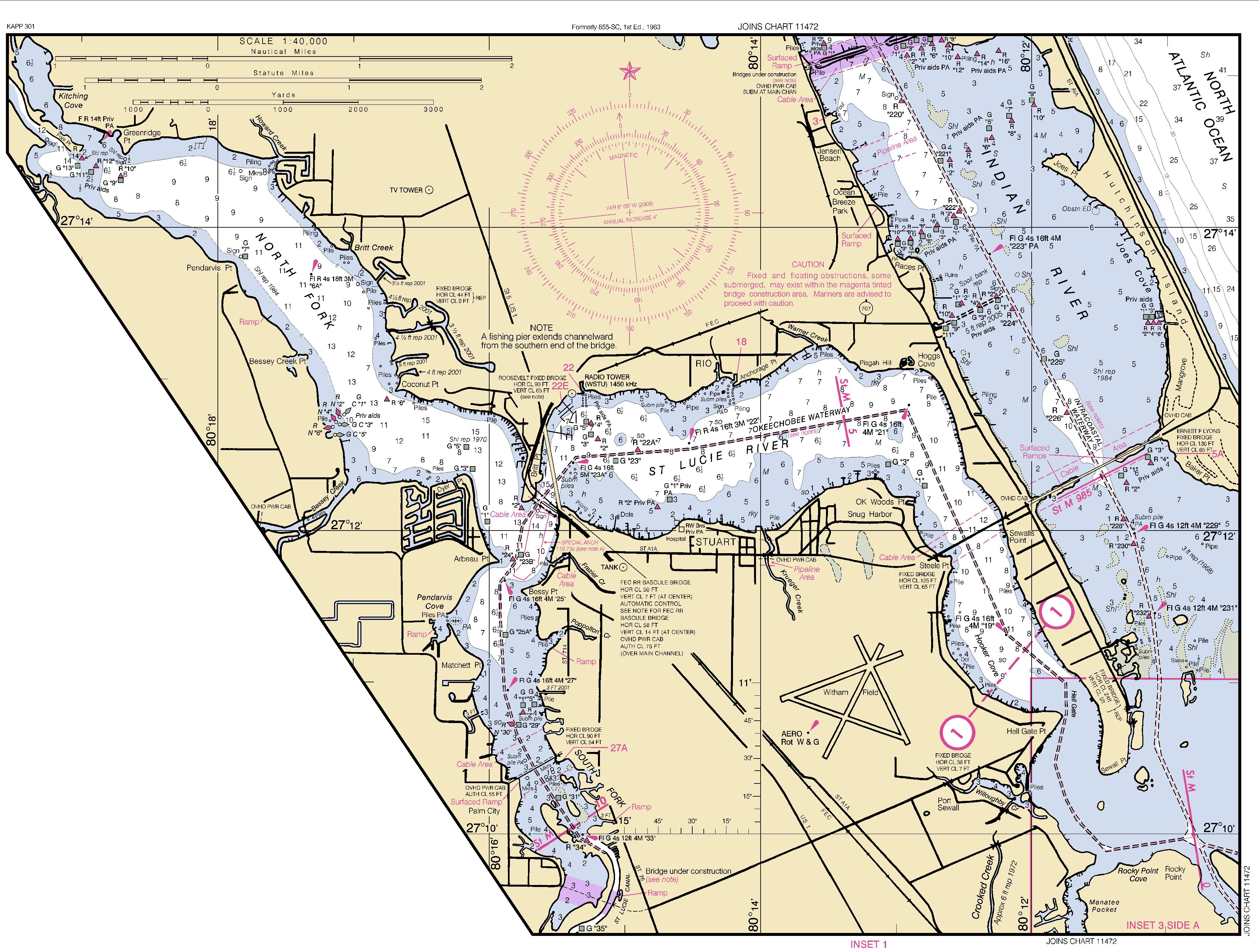 C-44 Canal | Jacqui Thurlow-Lippisch - Flood Zone Map Port St Lucie Florida
