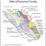 Ca Sonoma Swe Map Valid Map Of Sonoma California Wineries Map   Sonoma California Map