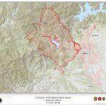 "Cal Fire Shu On Twitter: ""#carrfire [Update] Incident Map 07.29… ""   Redding California Fire Map"