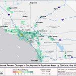 California Adds 52,200 Jobs In September | Isea   Baker California Map