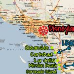 California Amusement Parks Map   Klipy   Amusement Parks California Map