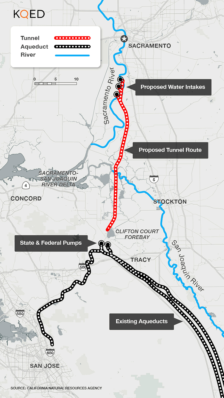 California Aqueduct Fishing Map - Klipy - California Aqueduct Fishing Map